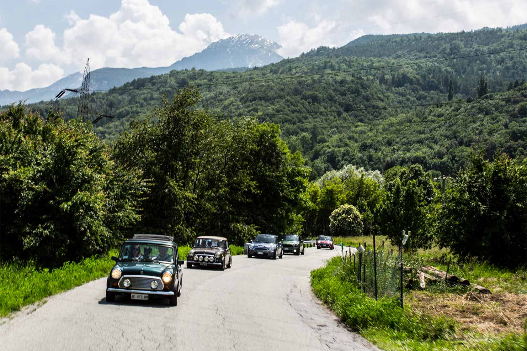 AOSTA VALLEY MINI MEETING 2019: Vieni a scoprire la Valle d'Aosta a bordo della tua MINI, classica o moderna.
