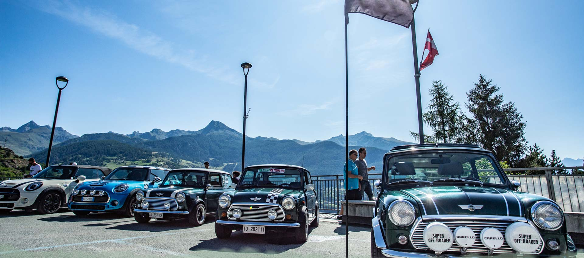Aosta Valley Mini Meeting raduno 2019